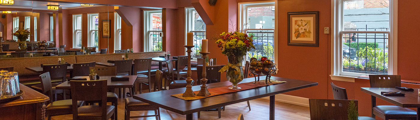 The Rhododendron Café